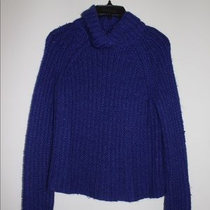 Cozy Cowl Neck Knit Sweater